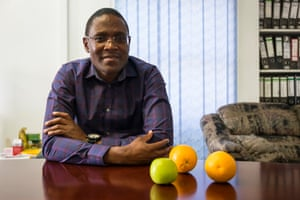 Felix Phiri, Director of Nutrition, Department of Nutrition, HIV and AIDs , ministry of health, Lilongwe, Malawi.