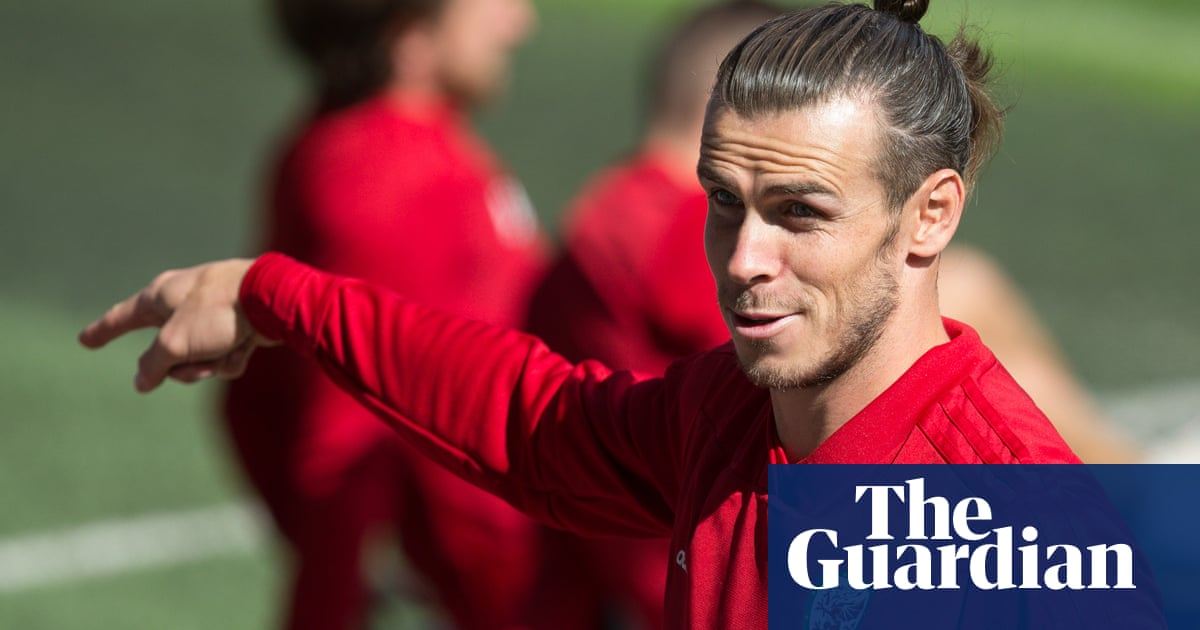 Gareth Bale says he is very happy to be called 'the golfer' at Real Madrid