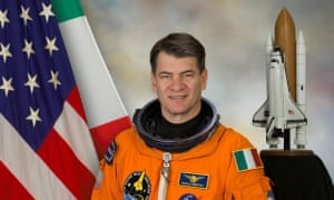 'I thought I was too old': Paolo Nespoli.