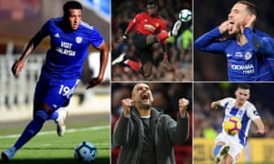 Nathaniel Mendez-Laing impressed against Liverpool, Pogba and Hazard face off, Pep Guardiola's side can win ugly now, and a Brighton rejig could help the side.