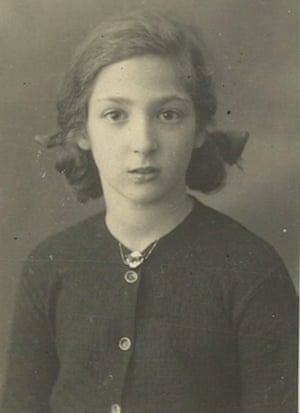 'A bright girl ripped from her roots': Segal aged 10