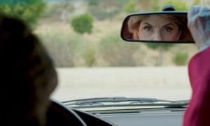 Seeing Allred at the Sundance film festival.