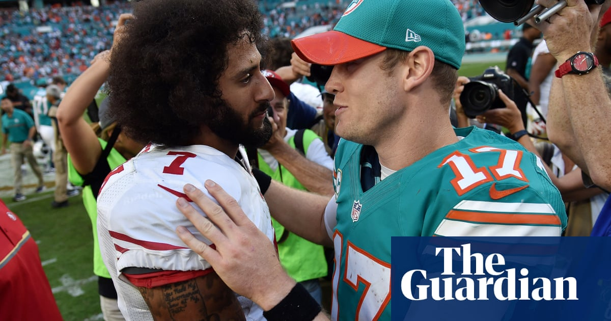 92e431b58 The NFL is watching Colin Kaepernick again – and not for his politics