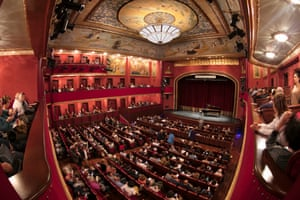 Süreyya Opera House interior, Istanbul