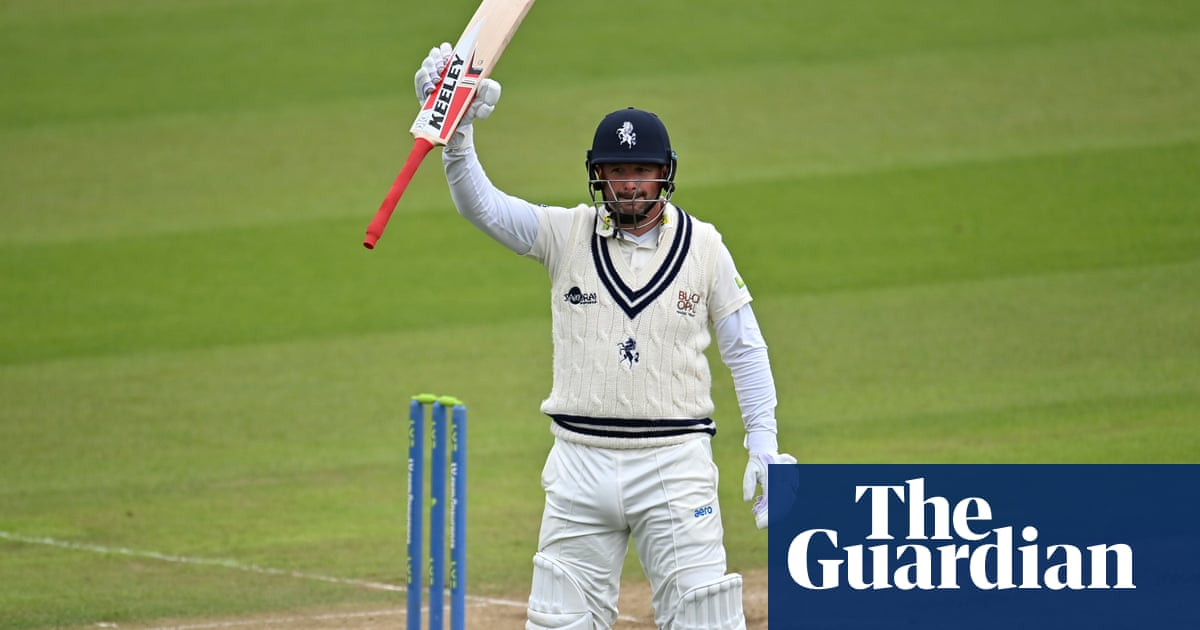 County cricket talking points: Notts and Darren Stevens shine in gloom
