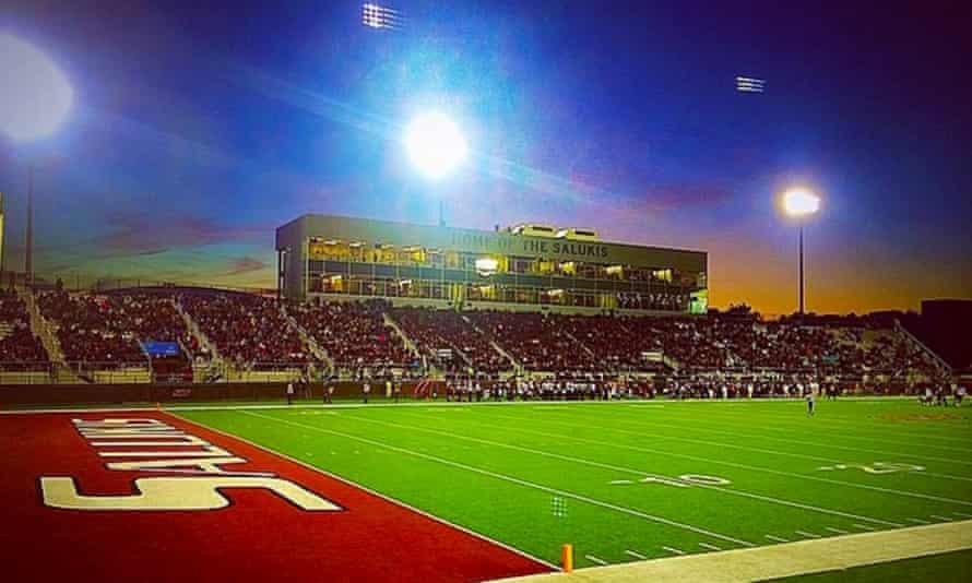 Carbondale's Saluki Stadium