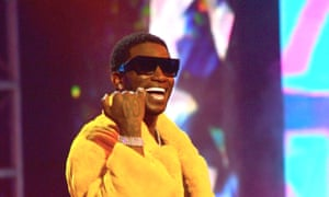 Gucci Mane performing in Miami in October 2018