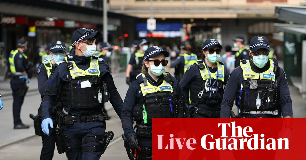 Australia Covid news live update: Victoria records 65 new cases amid statewide lockdown, NSW braces for another record day