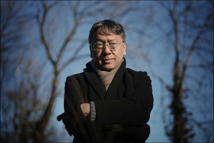 Kazuo Ishiguro in the Cotswolds.