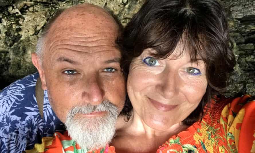 Joe Rose and Helen Meissner, aka Helefonix 02.