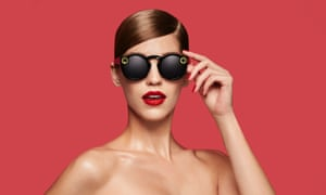 Snap Inc's Spectacles, video-catching sunglasses, are this year's line-worthy tech toy.