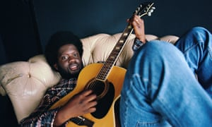 Bold, expansive and heartfelt … Michael Kiwanuka.