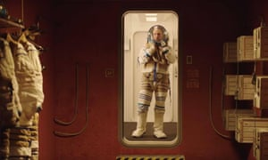 Robert Pattinson plays a convict on a spaceship in High Life