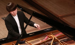 A sense of something really special … Seong-Jin Cho performs at St John's Smith Square, London.