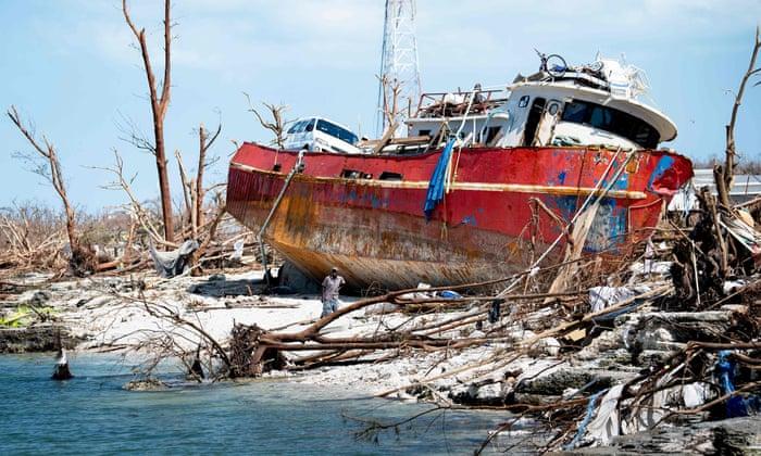 Hurricane Dorian: 70,000 in 'immediate need of lifesaving