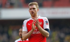Per Mertesacker will end his playing career and take over as Arsenal academy manager at the end of the 2017-18 season.