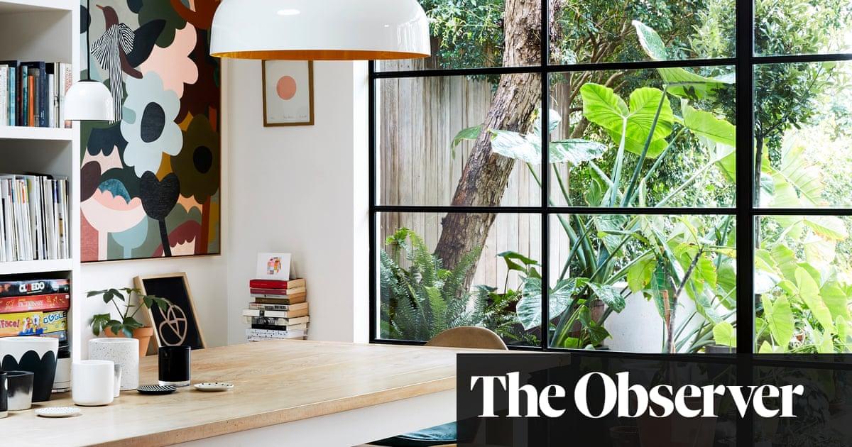 Aussie rules: a designer's stunning home in Sydney