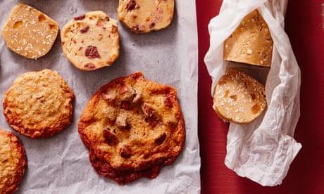 Caramel chocolate, or ginger and orange? Tamal Ray's freezer cookie recipe