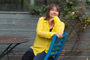 Ali Smith at her home in Cambridge: 'It isn't either/or. It's and/and/and.'
