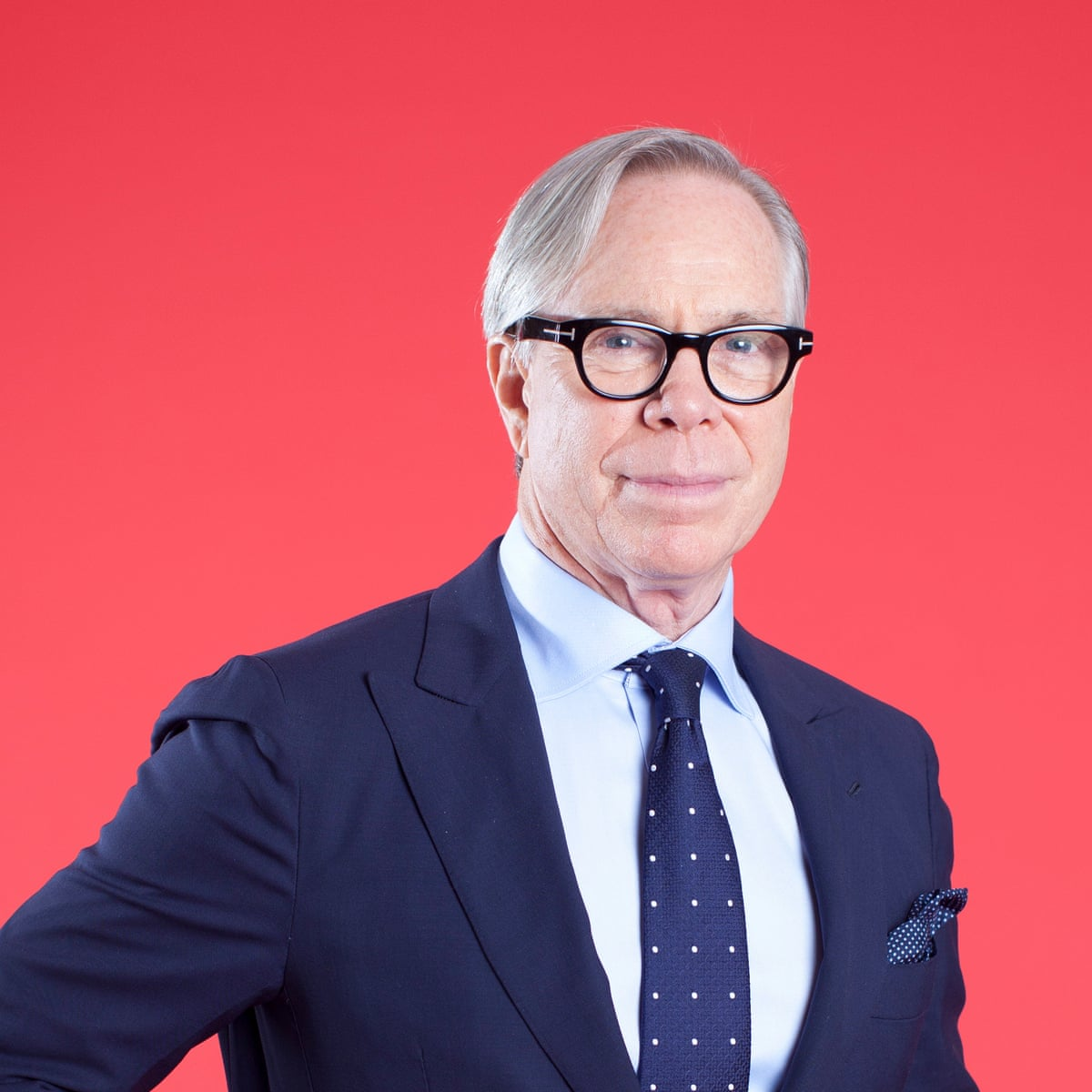 Proposta alternativa Marina Militare Esplicito  Tommy Hilfiger: 'My dad apologised for not being a great dad, which was  very moving' | Family | The Guardian
