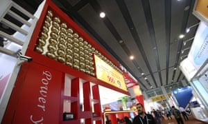 China Import and Export Fair in Guangzhou city.