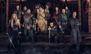 Norsemen review - Monty Python meets Game of Thrones in this