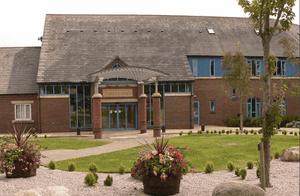 Guild Lodge hospital in Lancashire