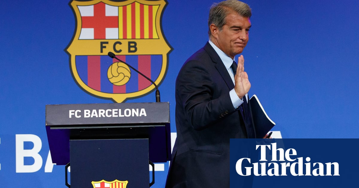 'The project is alive': Barcelona president says ESL is still possible