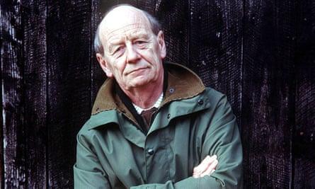 William Trevor in 1993.