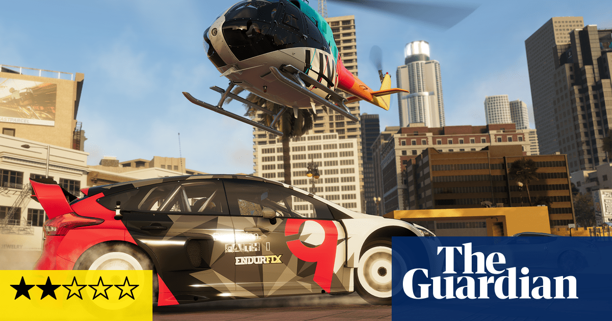 The Crew 2 review – racing simulator takes the long and grinding road