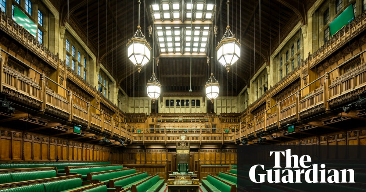 houses of parliament interior. MPs To Vote On Vacating UK Parliament Building For Renovation Works  News The Guardian