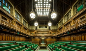 The Commons Chamber. House of Commons