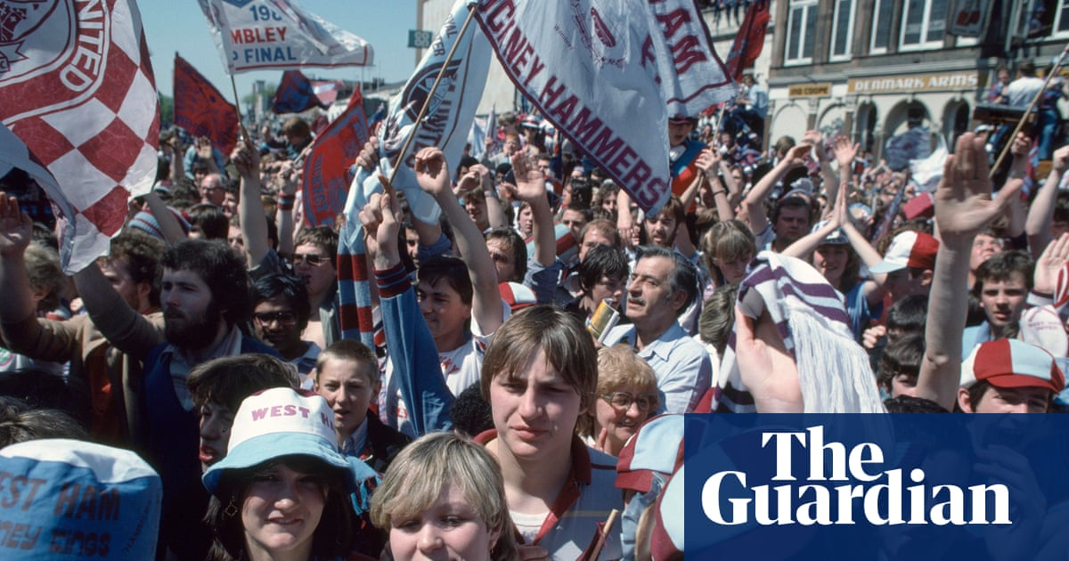 Happy Hammers: revisiting West Hams 1980 FA Cup triumph – in pictures