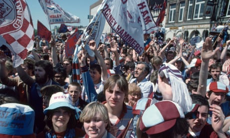 Happy Hammers: revisiting West Ham's 1980 FA Cup triumph – in pictures