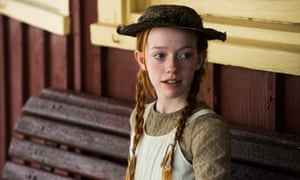 One of those haunting child actors who can actually act … Amybeth McNulty as Anne.