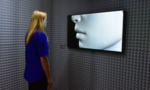 This Is a Voice exhibition at the Wellcome Collection in London.
