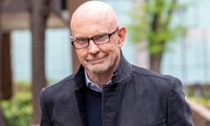 Former Barclays boss Roger Jenkins