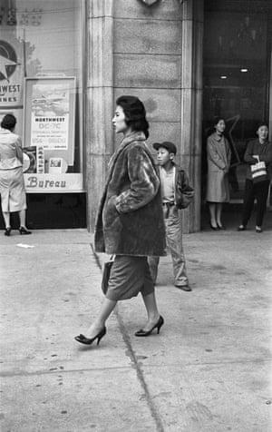 Euljiro 1-ga, Seoul, Korea, 1956-63.