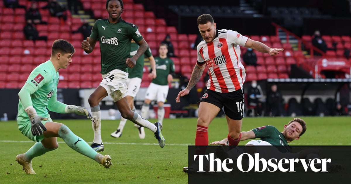 Basham and Sharp on target as Sheffield United squeeze past Plymouth