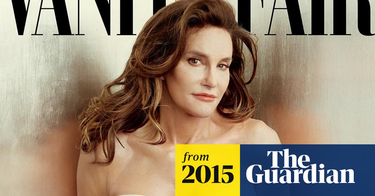 Vanity Fair Cover January 2020.Caitlyn Jenner Unveils Female Identity On Cover Of Vanity