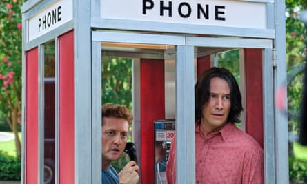 Bill and Ted Face the Music - film still