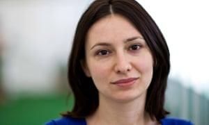 Urgently relevant themes … Sana Krasikov.