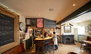 The Crown and Anchor Inn.