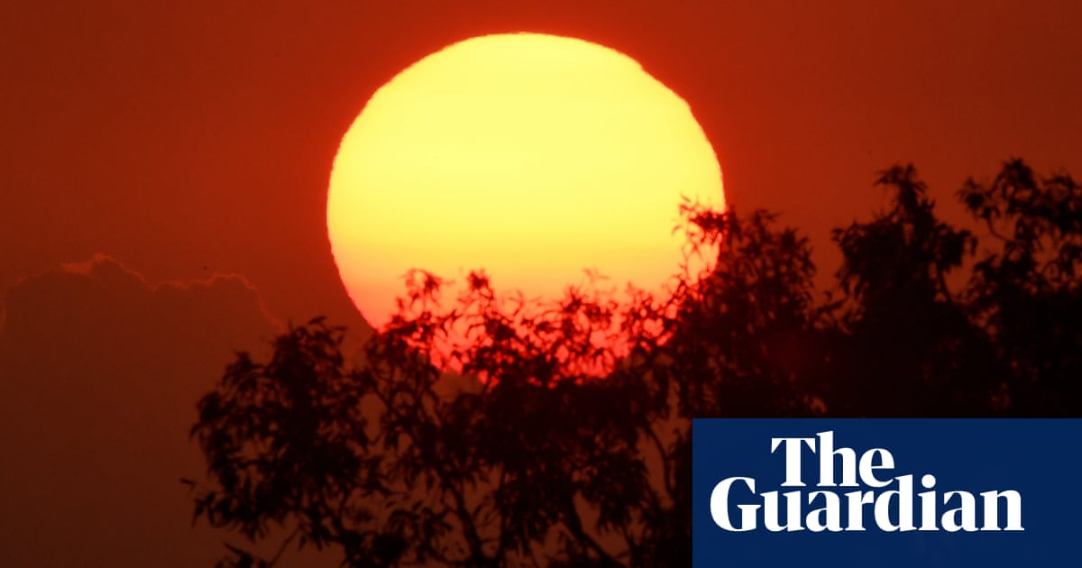 Australian heatwave: Canberra and Penrith smash temperature records that stood for 80 years