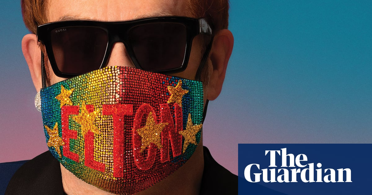 Elton John announces new album made with A-list guests in lockdown