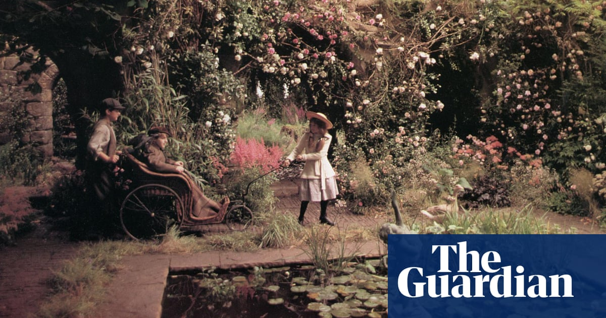 Top 10 Books About Gardens Books The Guardian