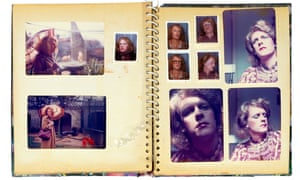 Grayson Perry took these photographs between 1979 and 1984, around the time he was at art school in Portsmouth.