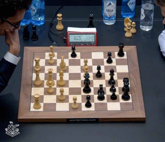 Chess sesse
