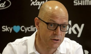 Sir Dave Brailsford's position at Team Sky has come under increasing pressure in the last few months,
