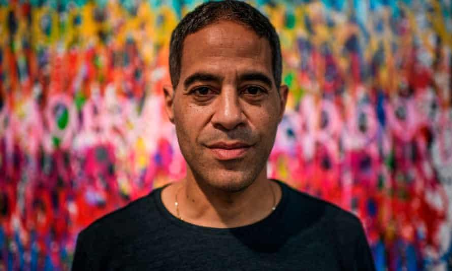 American graffiti artist JonOne